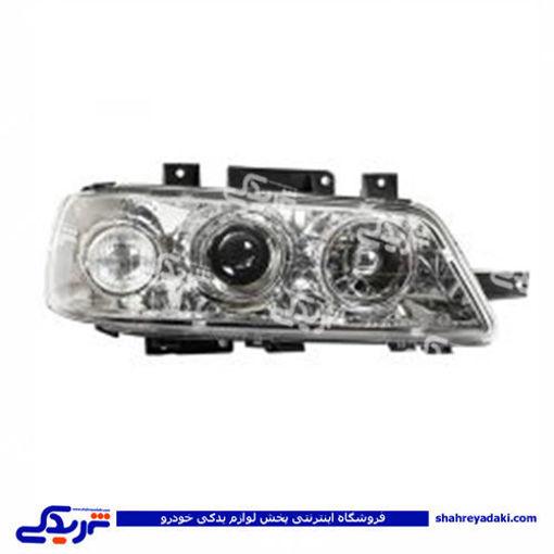 تصویر از پژو چراغ جلو 405 SLX مدل جدید 9000829027